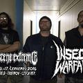 !!!! Újra koncertezik az Insect Warfare! Nyáron irány Csehország!!!!