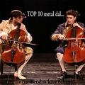 TOP 10 (+1) metal dal nem metalos köntösben