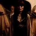 Boszorkányos doom templomok - Frontjukon fátyolhangú démoni asszonyok