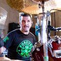 Charlie Benante dobol az Anthraxben Budapesten