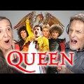 Az öregek és a Queen