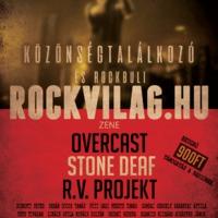Rockvilág.hu közönségtalálkozó