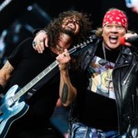 Így nyomta együtt a Guns N' Roses és a Foo Fighters Firenzében