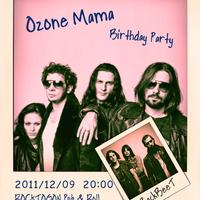 Ozone Mama születésnap: December 9. @ Rocktogon