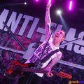 Hőség, ska, ragga, punk: Anti-Flag (US), Skindred (UK), Less Than Jake (US), Chunk! No, Captain Chunk! (FR) @ Budapest Park, 2015.07.19.