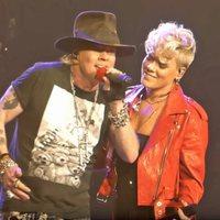 Pinks N' Roses - Beszállt egy dalra a popdíva a rózsásokhoz