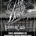 Atlas European Tour 2012: Parkway Drive, Emmure, The World Alive, Structures @ Pecsa Music Hall, 2012.11.29.