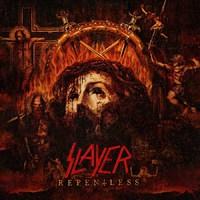 Ezzel a gyönyörű (?) borítóval érkezik az új Slayer-lemez szeptember 11-én