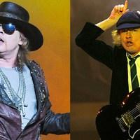 Vajon milyen lenne Axl Rose az AC/DC énekeseként?
