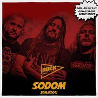 Rockmaraton 2016 - Jön a Sodom is