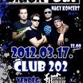 Fél év után újra beveszi a Club202 színpadát a Black-Out!