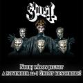 Nyerj páros belépőt a Ghost budapesti koncertjére!
