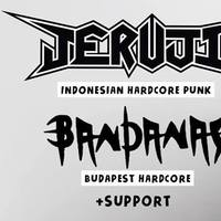 Hamarosan Budapesten az indonéz hardcore banda, a Jeruji!