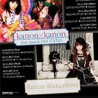 Kanon x Kanon koncert Budapesten