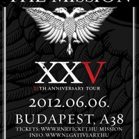 Júniusban Budapesten játszik a The Mission!