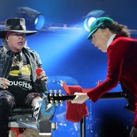 Angus Young is fellép a Guns N' Rosessal Ausztráliában?