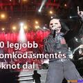 A 10 legjobb káromkodásmentes Slipknot-dal