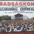Scorpions és Omega koncert lesz a Hősök terén