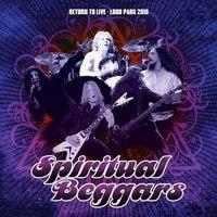 Spiritual Beggars - Koncert-lemez jön