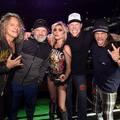 Ilyen volt Lady Gaga és a Metallica közös fellépése a Grammy gálán