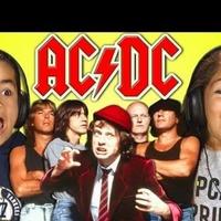 Így reagálnak a kisgyerekek az AC/DC-re