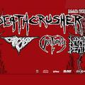 Aki a grindcore-t szereti, rossz ember nem lehet. Maximum csúnya. Ilyen volt a bécsi Deathcrusher turné.