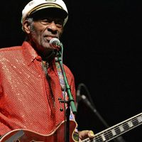 Elment a rock and roll atyja - Meghalt Chuck Berry