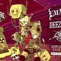 Never Say Die! turné újratöltve - Emmure, Chelsea Gin és Deez Nuts együtt Budapesten
