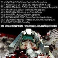 Casketgarden - Hírek