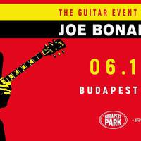 Joe Bonamassa (USA) @ Budapest Park, 2018. június 14.