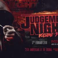 Harmadszor is megrendezésre kerül - Jubileumi Judgment Night party tucatnyi magyar fellépővel