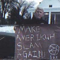 Slamming brutal gang shit - Videóban vereti a VampireCunt