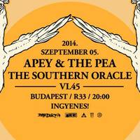Hail to the Riffs: Apey And The Pea, The Southern Oracle, VL45 @ R33, 2014.09.05.