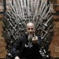 Így lesz az Anthrax gitárosából Scott Ianből Trónok Harca szereplő
