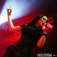Tarja Turunen (FIN), Devilfire (UK), AnVision (PL)  @ Barba Negra Music Club, 2017. 02. 01.