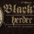 A Black Tusk ismét Magyarországon