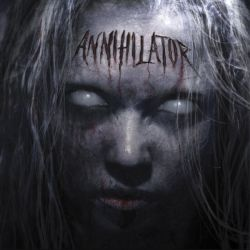 Annihilator album cover