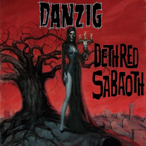 Danzig - Deth Red Sabaoth album cover
