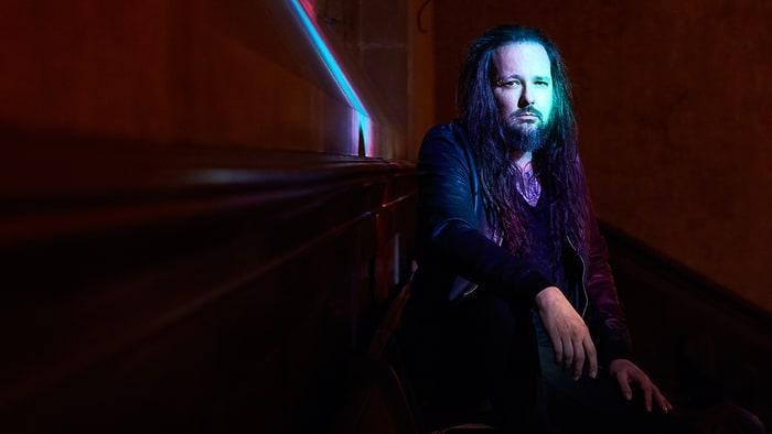 Jonathan Davis továbbelemzi az új lemezét