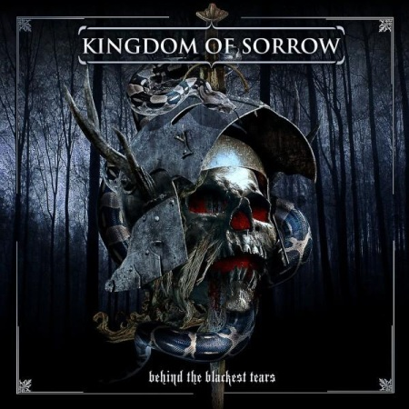 Kingdom Of Sorrow - Behind The Blackest Tears album cover