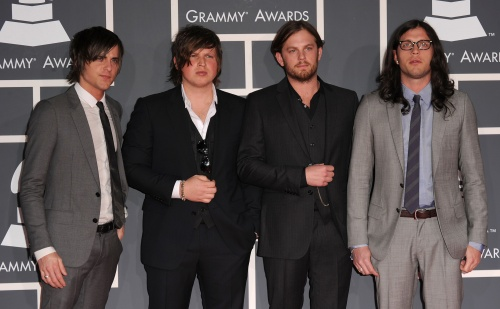 Kings Of Leon - Grammy Awards 2010