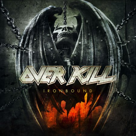 Overkill Ironbound album cover