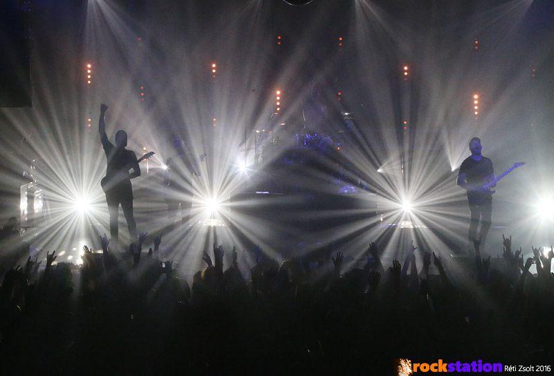 Szintén a Parkway Drive koncerten ...