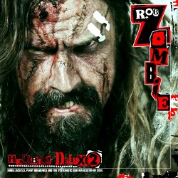 Rob Zombie : Hellbilly Deluxe2 cover
