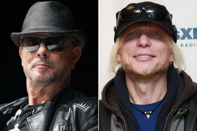 Rudolf és Michael Schenker (Scorpions)<br /><br />A német testvérpár nem sokáig zenélt együtt, de a két muzsikusnak külön-külön, saját jogon is kiérdemelt helye van a rockzene nagykönyvében. Míg Rudolf a Scorpions-al vonult be a történelembe, a kistesó Michael az UFO mellett a saját nevét viselő zenekarral alkotta a legnagyobbakat.