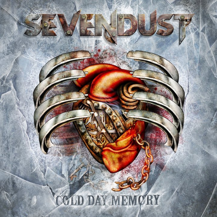 Sevendust - Cold Day Memory album cover