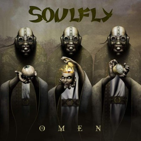 Soulfly - Omen album cover