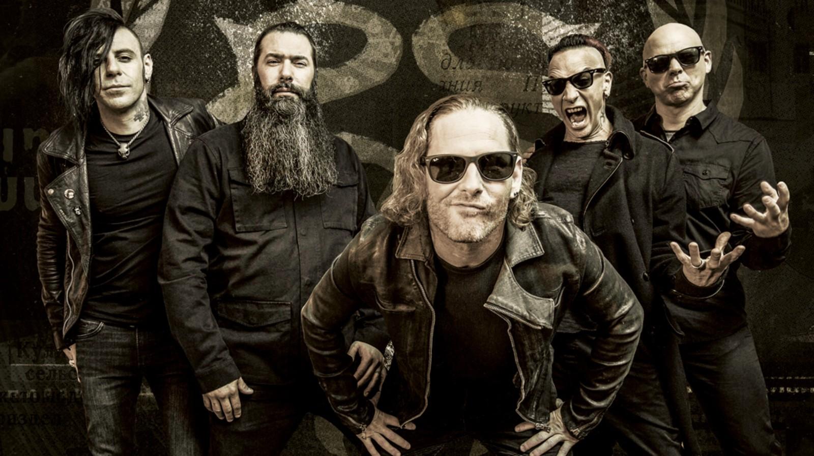 Kétlemezes újrakiadást kap a Stone Sour legutóbbi lemeze
