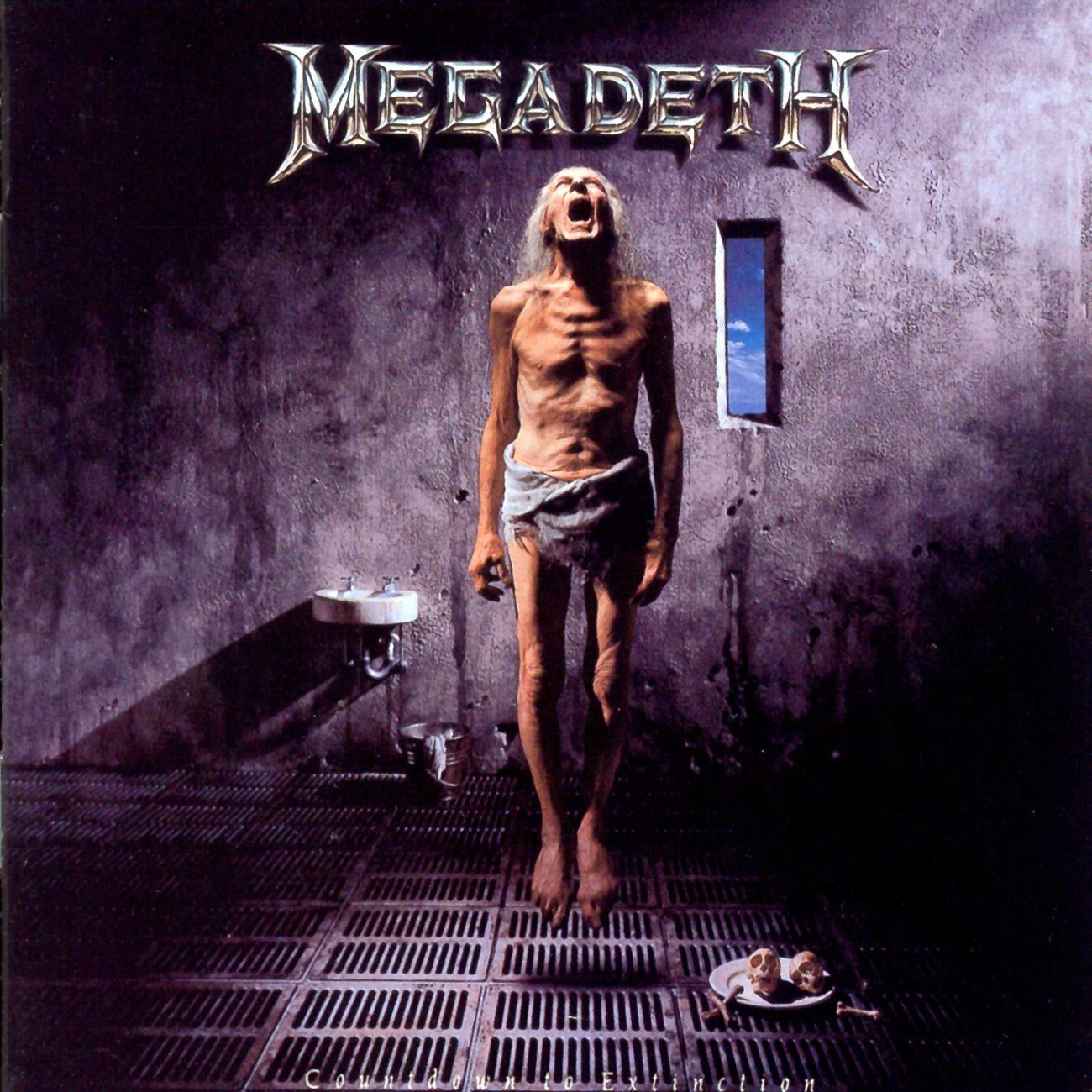 Megadeth - Countdown to Extinction<br /><br />Nyitás a nagyközönség fel, Billboard második hely, egy Grammy jelölés és kétmillió eladott példány. Olyan alapdalokat sorakoztatott fel ez a korong, mint a Skin O' My Teeth, a Symphony Of Destruction, vagy a Sweating Bullets és a címadó, igazából egy rajongó sem panaszkodhat rá. Akkoriban még kevesebb volt az avokádó és volt is egy Marty Friedman a csapatban.