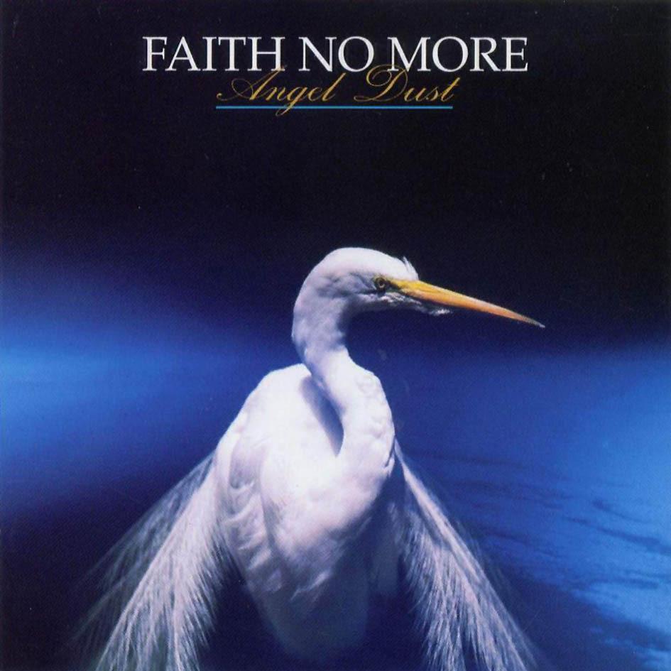 Faith No More - Angel Dust<br /><br />1992 a Faith No More életében sem volt egy rossz időszak. Az Angel Dust a második lemez, amely Mike Pattonnal készült és bizony egy The Real Thing utódjaként kellett helytállnia. Sikerült? Sikerült hát! Olyannyira, hogy az Öreg Kontinensen azóta is ez a csapat legsikeresebb korongja.